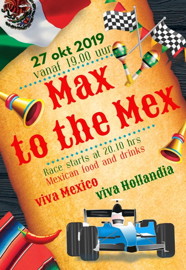 Max to the Mex
